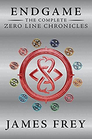 book cover of The Complete Zero Line Chronicles