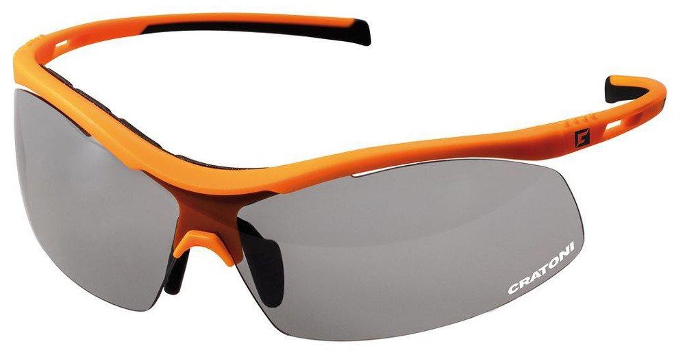 Cratoni Sonnenbrille Fahrradbrille C-SHADE mit Photochromic Gläser (grün) Lg8jSMy8p0