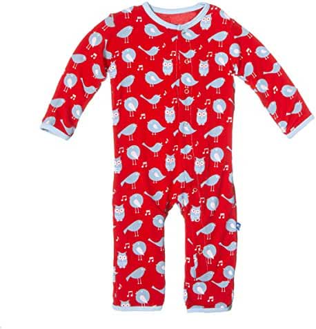 Kickee Pants Girls Coverall