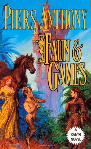 Faun & Games (Xanth, No. 21)
