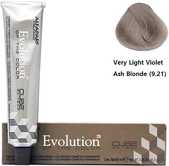 AlfaParf Alfa Evolution Tinte 9.21-60 ml