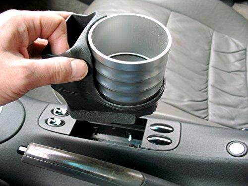 Alcabo Drink Holder Black    Ring Cup Porsche 996  986 Al