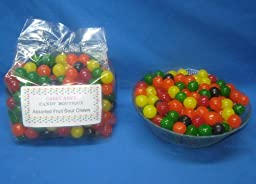 Assorted Fruit Sour Chewy Candy 2lb