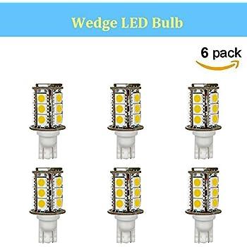 Meridian Electric 13170 Meridian 3W 12V Led Wedge Bulb