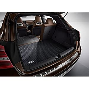 ToughPRO Tesla Model 3 Floor Mats Set - Frunk Mat - Trunk Mat- Storage Mat - All Weather - Heavy Duty - Black Rubber -(2017-2018)