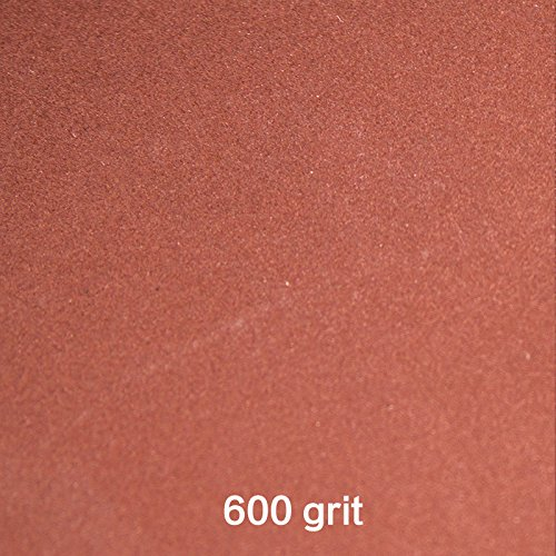 4-1//2 x 1 600 Grit 6-Pack Dark Stone Sanding Sleeves