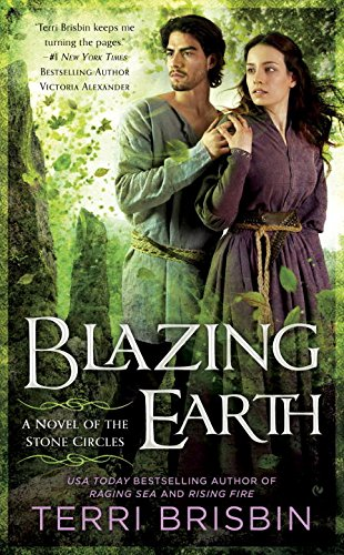 book cover of Blazing Earth