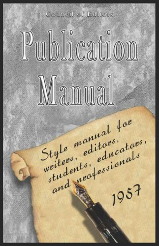 Buy cheap publication manual the american psychological association special edition