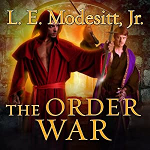 The Order War Audiobook