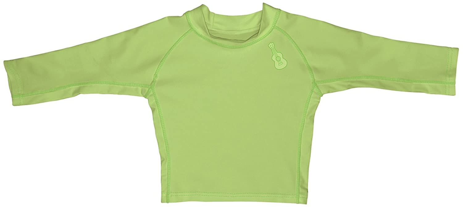 UPF 50+ Long Sleeve Rashguard by Iplay - Lime - 12 Mths Iplay (Clothing) IP-750103-505-43