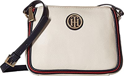 Tommy Hilfiger Alice Pebble Leather Crossbody