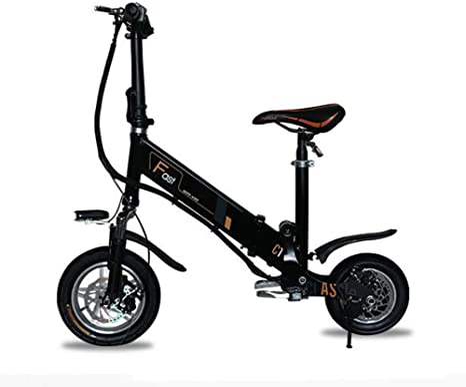 TX 12 Pulgadas Bicicleta eléctrica Plegable Mini Bicicleta en Vez ...