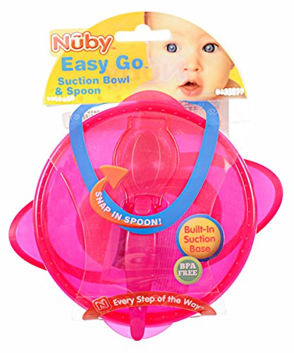 Nuby Easy Suction Bowl Spoon