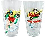 Robin Toon Tumblers Pint Glass