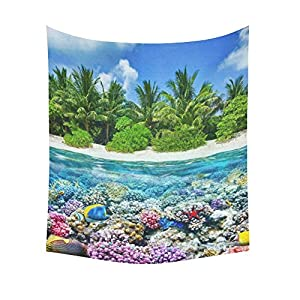 51CTfm8-6EL._SS300_ Beach Tapestries & Coastal Tapestries
