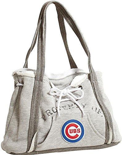 Mlb Chicago Cubs Baseball Purse - Chicago Cubs Ladies Hoodie Purse Property Of