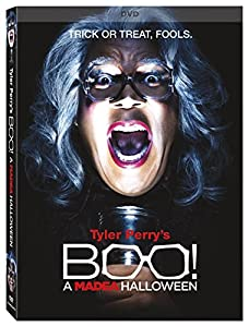Tyler Perry's Boo! A Madea Halloween [DVD] from Lionsgate