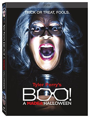 Tyler Perry's Boo! A Madea Halloween (Horror Movies For Halloween 2017)
