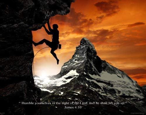 Amazon Com Religious Inspirtational Motivational Poster Art