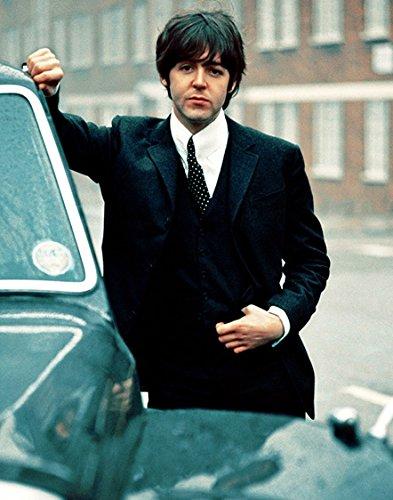 The Beatles Paul McCartney Photo 14 x 11