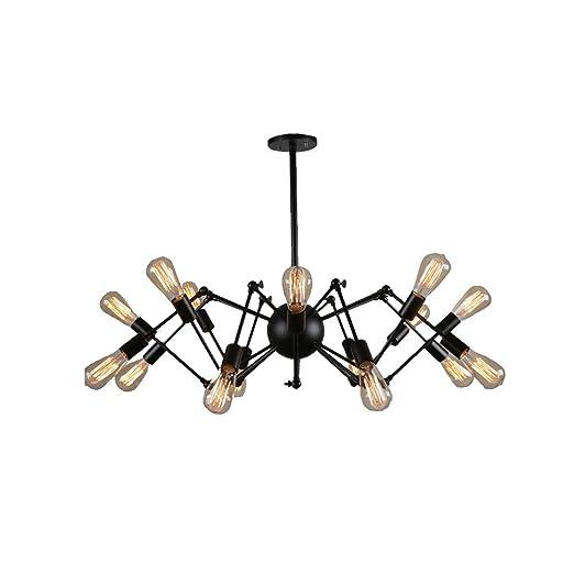 Amazon.com: Glanzlight,GL-63428, 16 Luces Modernas Lámpara ...