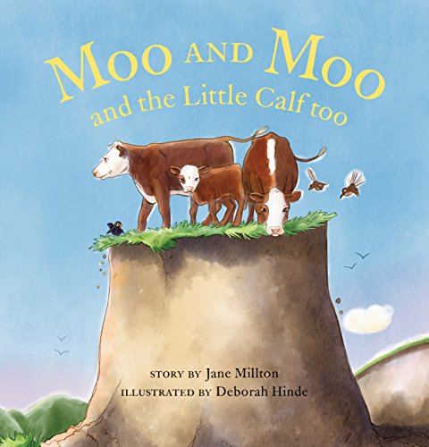 Little Moo Cow - Moo and Moo and the Little Calf too