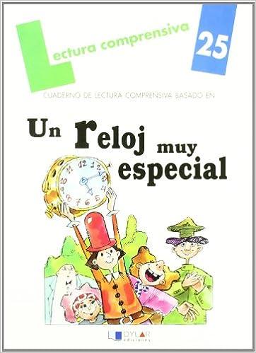 Un reloj muy especial. Cuaderno de lectura comprensiva: Lena; Viana Martínez, Mercé Pla Viana: 9788496485181: Amazon.com: Books