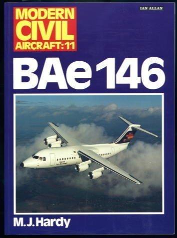 Bae 146 (Modern Civil Aircraft : 11)