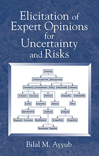 Download Elicitation of Expert Opinions for Uncertainty and Risks Pdf