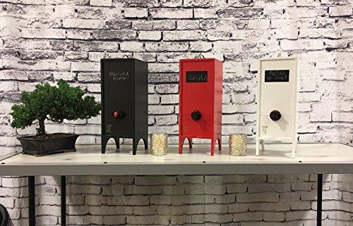 Wine Nook LN-RED Little Nook Box Wine Dispenser, 3 Liters,