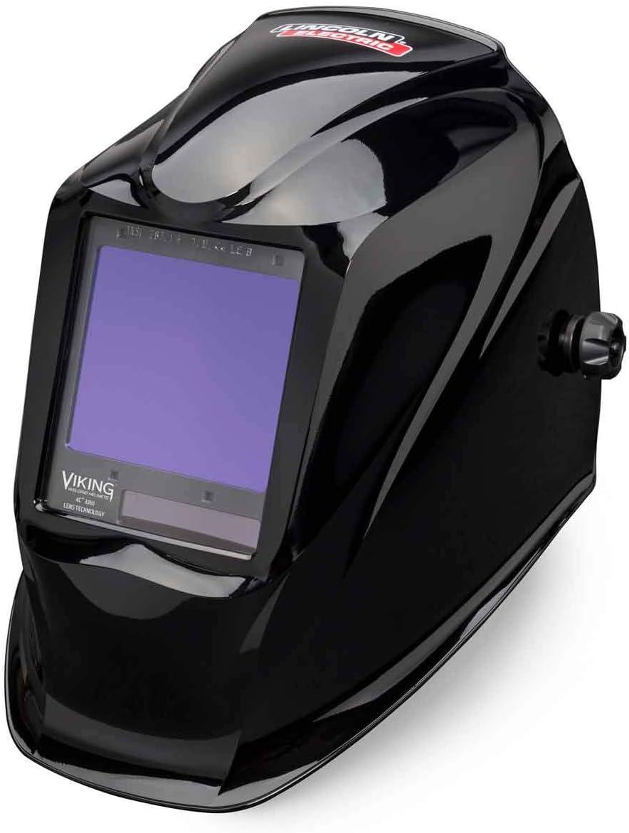 Lincoln Electric Viking 3350 Black Welding Helmet With 4c Lens Technology K3034 3 Amazon Co Uk Diy Tools