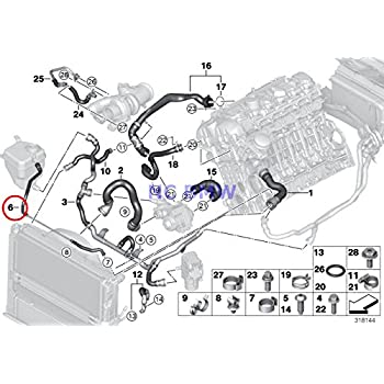 2008 Bmw 335i Coolant Hose Diagram - ThxsiempreThxsiempre