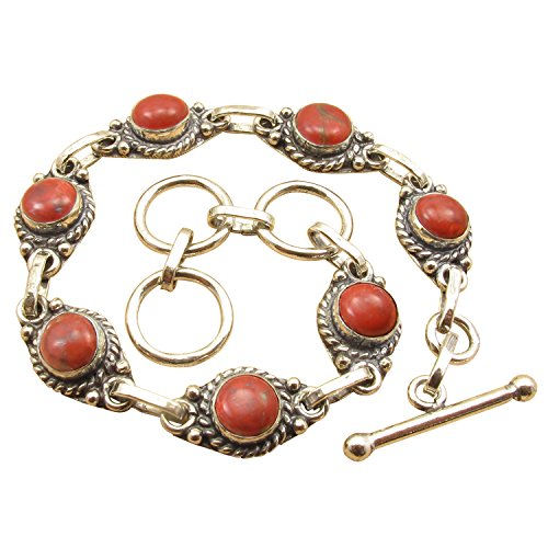 Vintage Style BRACELET ! 925 Sterling Silver Plated Made In India Handcrafted Gift Wholesale (Sterling Turquoise Vintage Bracelets)
