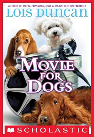book cover of Movie for Dogs