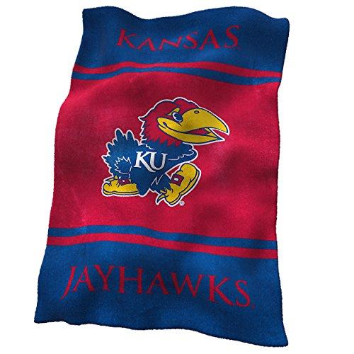 sas Jayhawks Ultrasoft Blanket (Kansas Jayhawks Bedding)