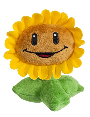 Plants vs Zombies Sunflower Plush