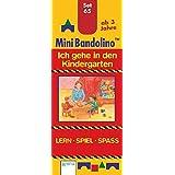 Mini Bandolino Set 65. Ich gehe in den Kindergarten: Lern Spiel Spass