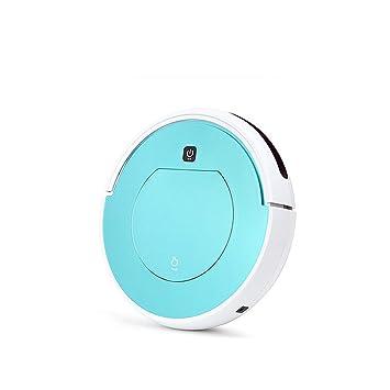 Aspirador de Robot, máquina robótica automática, aspiración Fuerte, aspiradora3000Pa, batería de 2200 mAh, Ideal para pelos de Animales: Amazon.es: Hogar