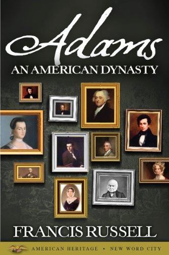Adams: An American Dynasty cover
