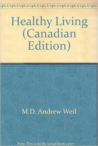 Gratis downloadbare lærebøger Healthy Living (Canadian Edition) DJVU 0804117365