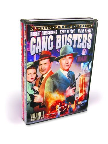 Gang Busters - Volumes 1 & 2 (Complete Serial) ()
