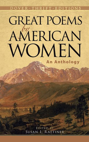 Great Poems by American Women: An Anthology (Dover…