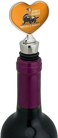 Badger Bottle Stopper