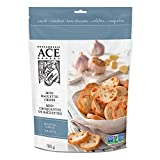 ACE Bakery Roasted Garlic Mini Crisps, 180g