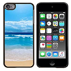 Jordan Colourful Shop - Nature Army USA Navy Destroyer For Apple iPod Touch 6 6th Generation Personalizado negro cubierta de la caja de pl????stico