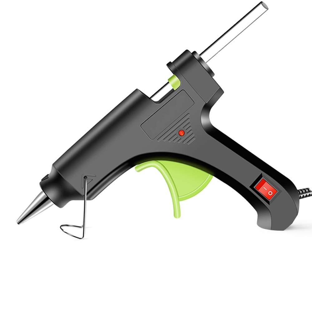 XF Hong Tai Yang Hot melt Glue Gun -50W, Tool Mini Glue Gun, Manual Glue Gun +90 melt Glue Stick, Fast Heating - Suitable for DIY Crafts, Small Items, Home Quick Repair //