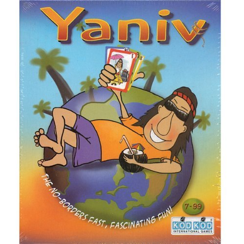 """Yaniv"" Fun Family Card Game By"