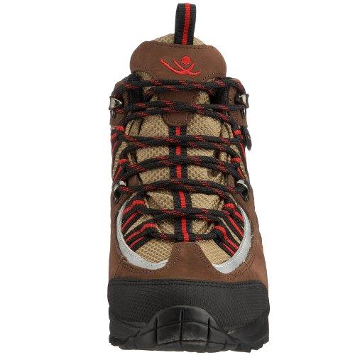 Chung Shi Balance Step Allweather 9100, Scarpe da trekking donna marrone