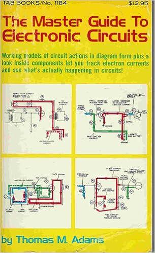 Master Guide to Electronic Circuits: Thomas M. Adams: 9780830611843 ...