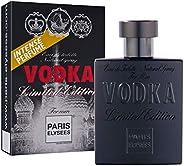 Eau de Toilette Vodka Limited Edition, Paris Elysees, 100 ml